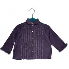 Блуза вельветовая Hema
