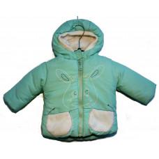 Куртка бирюзовая