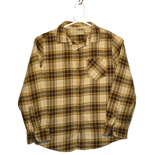 Рубашка байковая Zara