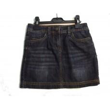 Юбка прямая джинсовая на рост 128 см
