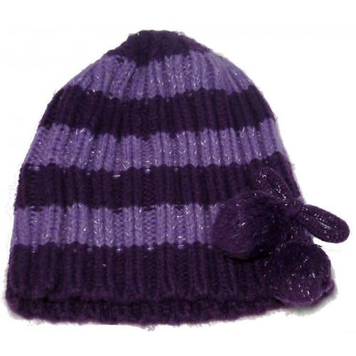 Шапка фиолетовая