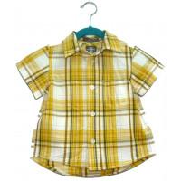 Рубашка желтая L.O.G.G.