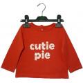 Лонгслив Cutie pie