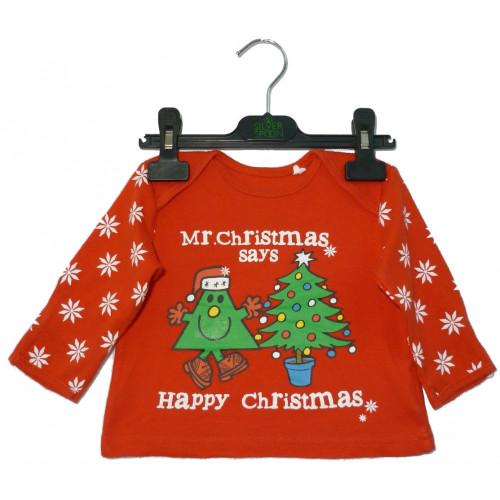 Лонгслив Mr. Christmas