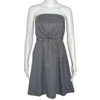 Платье шахматное