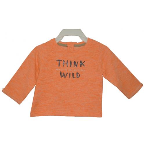 Лонгслив Think Wild