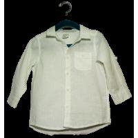 Рубашка льняная H&M
