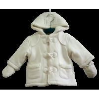 Куртка на меху Mothercare