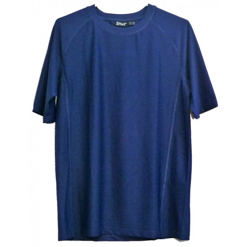Футболка мужская синяя Crivit